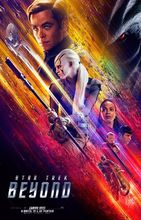Plakat filmu Star Trek: W nieznane