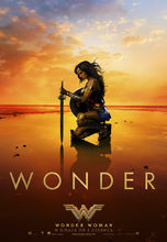 Plakat filmu Wonder Woman