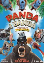 Plakat filmu Panda i banda
